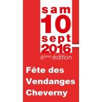 Fête des vendanges AOC Cheverny et AOC Cour Cheverny