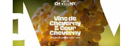 Dossier de presse vin de Cheverny et Cour Cheverny 2020/2021
