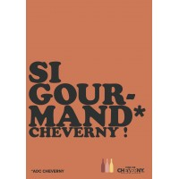 Discover the new logo for Cheverny wines !