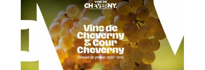 Press pack wines of Cheverny and Cour Cheverny 2020/2021